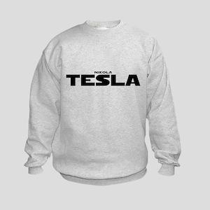 Tesla Kids Sweatshirt
