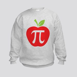 Apple Pi Kids Sweatshirt