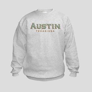 Retro Austin Sweatshirt