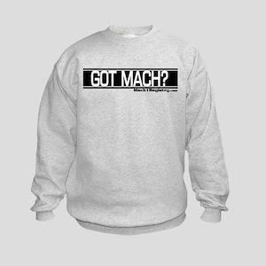 Got Mach Kids Sweatshirt