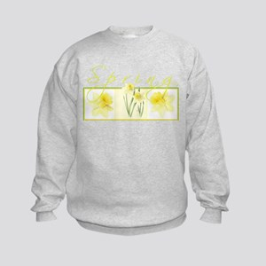 Spring Kids Sweatshirt