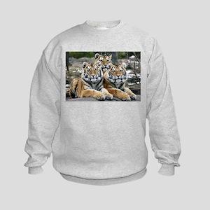 TIGERS Kids Sweatshirt