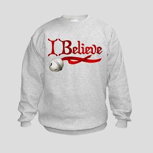 I Believe Kids Sweatshirt
