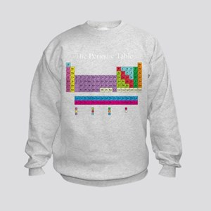 Periodic Table (dark) Sweatshirt
