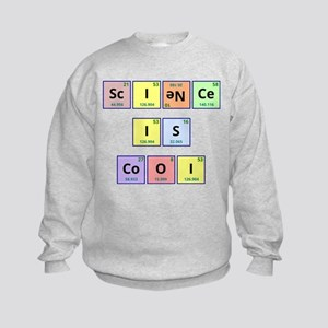 Science is Cool Kids Sweatshirt