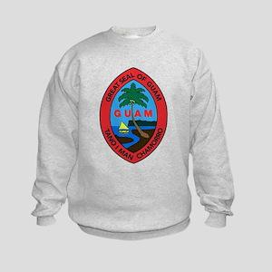 Guam Kids Sweatshirt