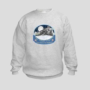 The Polar Express Kids Sweatshirt