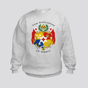 Tongan Sila Kids Sweatshirt