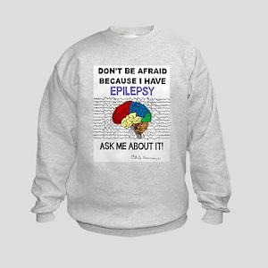 ASK ME ABOUT IT Sweatshirt