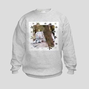 """Wolf"" Kids Sweatshirt for Girls"