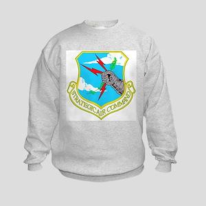 Strategic Air Command Kids Sweatshirt