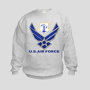 Air National Guard Kids Sweatshirt