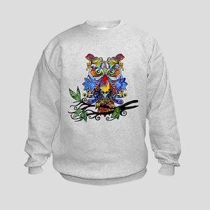 wild owl Sweatshirt