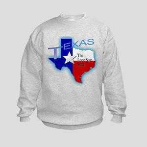 Texas Kids Sweatshirt