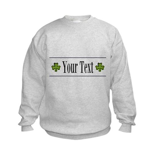 Personalizable Green Shamrock