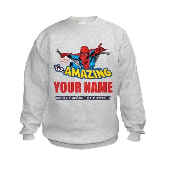 Personalized Amazing Spiderman