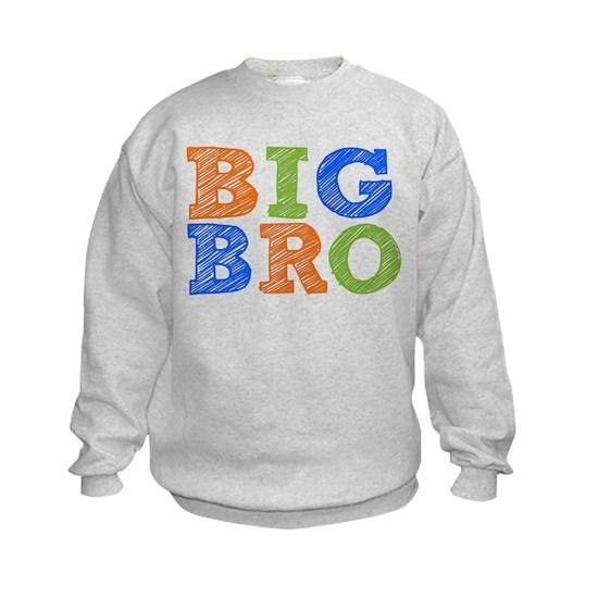 Sketch Style Big Bro
