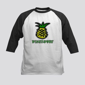 Pineapple Kids Baseball Jersey