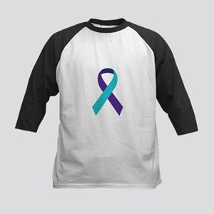 Suicide Awareness Ribbon Baseball Jersey