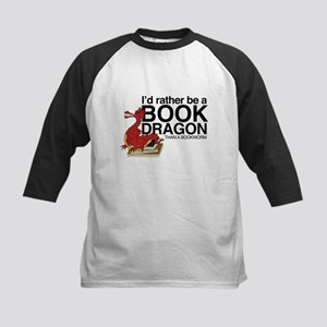 Book Dragon Baseball Jersey