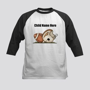 Personalized Football Kids Shirt