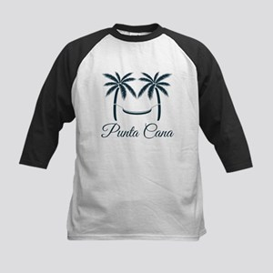 Palm Trees Punta Cana T-Shirt Baseball Jersey