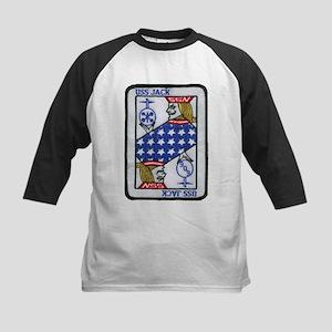 USS JACK Kids Baseball Jersey