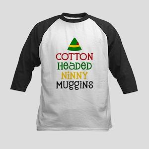 Cotton Headed Ninny Muggins Kids Baseball Jersey