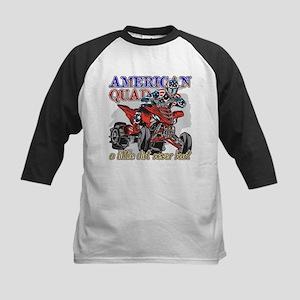 American Quad Kids Baseball Jersey