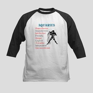 aquarius Baseball Jersey
