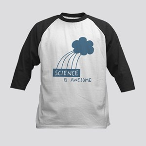ScienceIsAwesome_dark Baseball Jersey