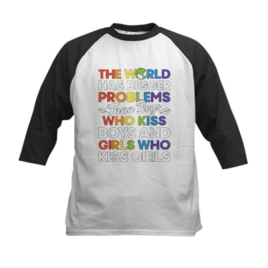 The World Has Bigger Problems Lesbian Gay Pride LG