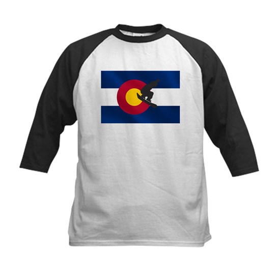 Colorado Snowboard Flag