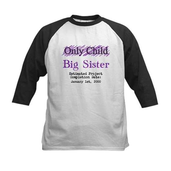 Only Child - Big Sister - Personalized!