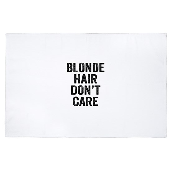 Blonde Hair Dont Care