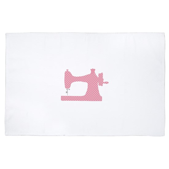 Polka Dot Sewing Machine
