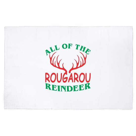 All Of The Rougarou Reindeer Christmas Xmas