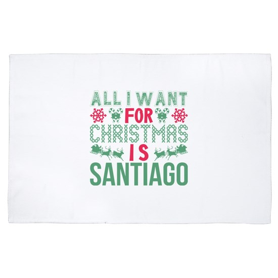 All I Want Christmas Santiago Holidays