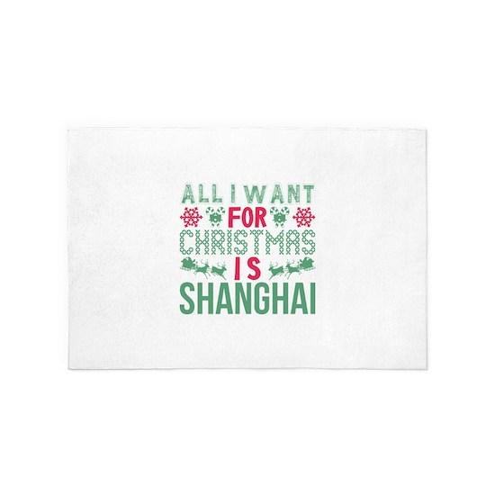 All I Want Christmas Shanghai Holidays