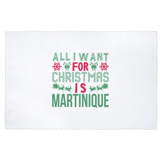 All I Want Christmas Martinique Holidays