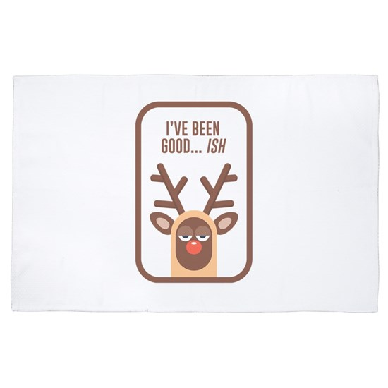 Rudolph Red Nose Reindeer Naughty Nice Good Bad Li