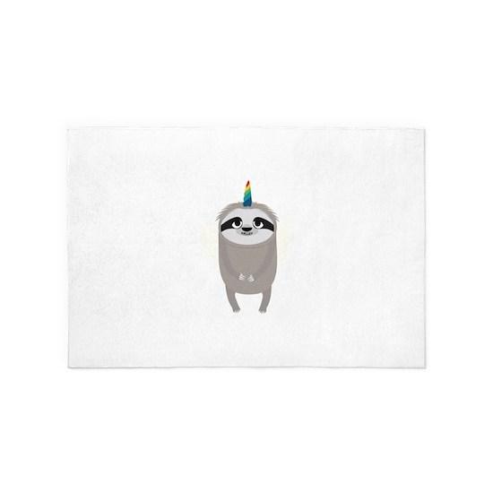 Unicorn Rainbow Sloth