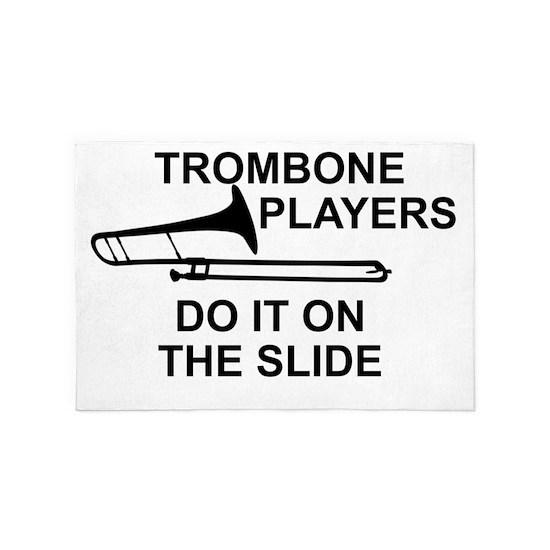 MUSIC: TROMBONE PLAYERS