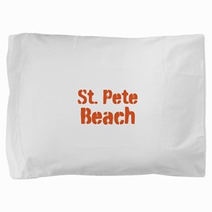 St. Pete Beach Pillow Sham