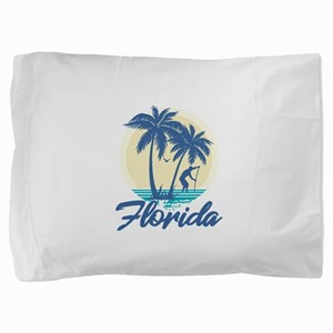 Florida Pillow Sham