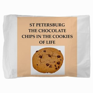 st petersburg Pillow Sham