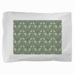 William Morris Pimpernel Pillow Sham
