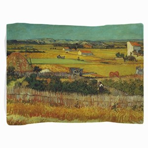 The Harvest - Van Gogh - c1888 Pillow Sham