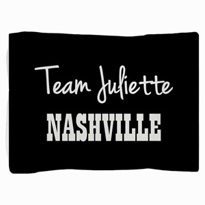 TEAM JULIETTE Pillow Sham