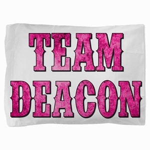 TEAM DEACON Pillow Sham
